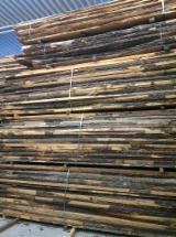 硬木:毛边材 - 毛刺 - 圆柱 - 木球, 常见黑色阿尔德木, 森林验证认可计划