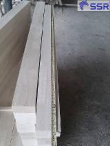 Holzkomponenten, Hobelware, Türen & Fenster, Häuser - Asiatisches Laubholz, Massivholz, Kautschukbaum