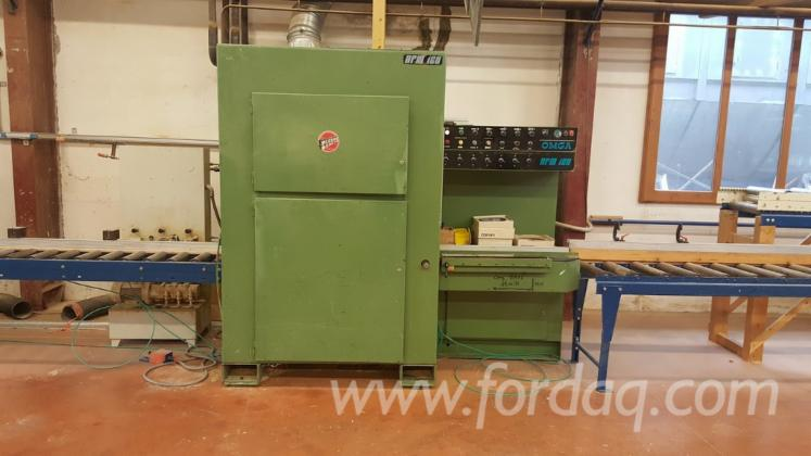 For Sale Omga Wood Production Line For Chalets