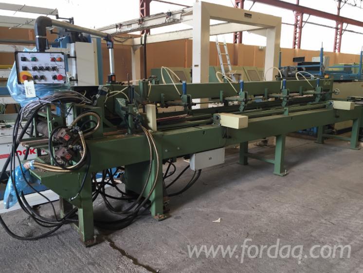 Vendo linea di produzione mobili grecon dimter usato for Produzione di mobili