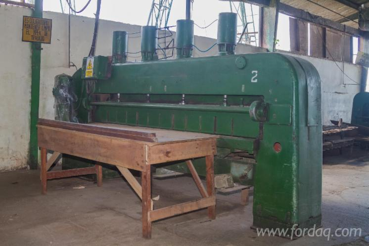 Used-Fisher---R%C3%BCckle-Veneer-Clipper-For-Sale