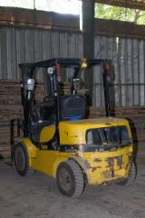 YALE Woodworking Machinery - Used YALE GAP-30TH Juav 2195 2004 Forklift For Sale Peru