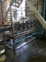 Maquinaria Para La Madera - Venta Producción De Paneles De Aglomerado, Bras Y OSB Shanghai Nueva China
