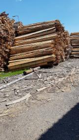 Nadelholz  Blockware, Unbesäumtes Holz Deutschland - Holzabschnitte Nadelholz