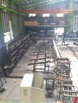 Woodworking Machinery For Sale - Fully Automatic Hydraulic Glulam Composer System