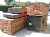 Laubschnittholz, Besäumtes Holz, Hobelware  Zu Verkaufen - Bretter, Dielen, Iroko , FSC