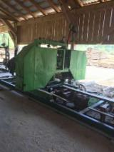 Horizontal Frame Saw - Used Wravor 1999 Horizontal Frame Saw For Sale Romania