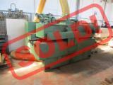 Fordaq wood market - Doubleshaft multiblade saw A.Costa Leopard/SS 2x75 kw multirip saw