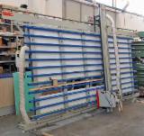 Dikey Ebatlama Tezgahları GMC KGS 400E Used İtalya