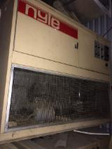 Woodworking Machinery For Sale - Used NYLE 1996 Drying Kiln For Sale Hungary