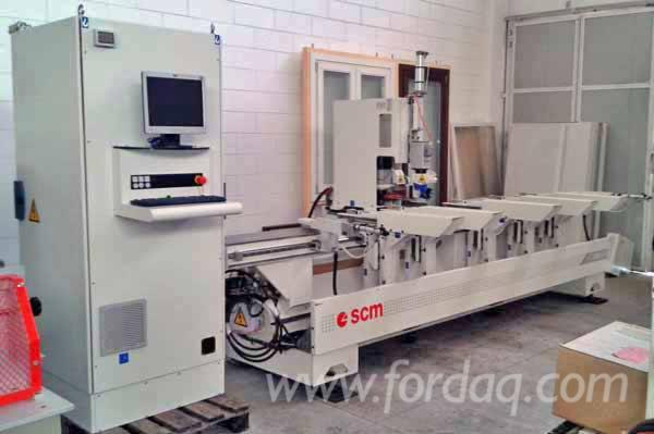 Used-SCM-Aries-WM-2007-CNC-Machining-Center-For-Sale