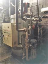 SUGIMAT Woodworking Machinery - SUGIMAT BOILER 400.000KCAL/H GAS