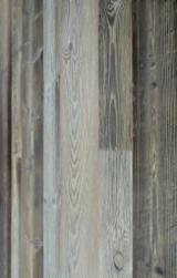 实木, 榉木, 胡桃木, 内墙板