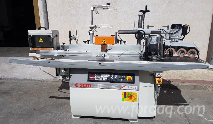 Single-spindle-Moulders-SCM-T150E-Polovna