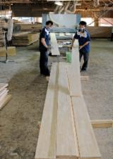 Rubberwood Finger jointed panels, 18-60 mm thick