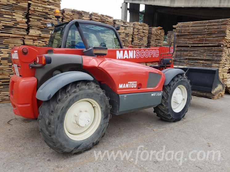 gebraucht manitou manitou bf 2001 traktor anh nger zu. Black Bedroom Furniture Sets. Home Design Ideas