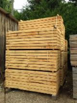Oak Railway Sleepers France
