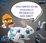 New SANU SRL Dust Extraction Facility For Sale Romania