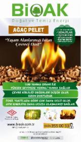 Türkiye - Fordaq Online pazar - Pellet – Briket – Mangal Kömürü Ahşap Peletler Çam - Redwood, Ladin - Whitewood