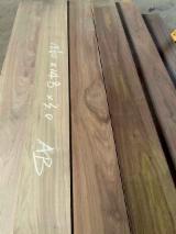 Sliced Veneer  - Fordaq Online market - American Walnut Natural Veneer
