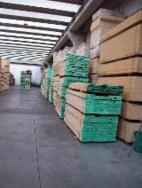 Sawn And Structural Timber Italy - Square Edged Linden (Tilia, Lime) From Croatia, thickness 27 mm