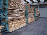 Sawn and Structural Timber - KD Tilia (Lime Tree) Unedged/ Half Edged Planks, 33-120 mm thick