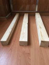 Sawn Timber ISPM 15 - Pine Packaging Lumber, 1.5-5 cm thick