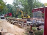 Macchine lavorazione legno   Germania - IHB Online mercato - Seghe A Nastro Mobili Per Tronchi Serra Montana MD 90 Usato Germania