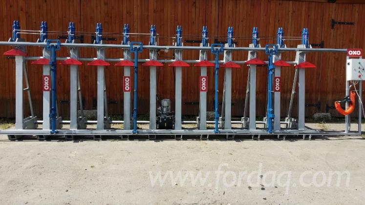 New-OXO-Laminated-Wood-Press-For-Sale