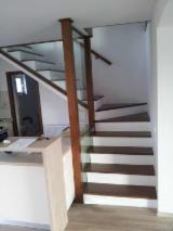 Stairs Finished Products - Oak Stairs from Romania