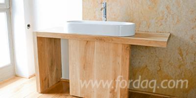 Wholesale Contemporary Oak Cabinets Maramures Romania