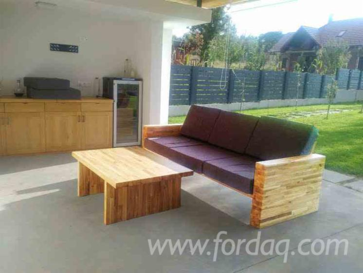 Wholesale Contemporary Oak Living Room Sets Maramures Romania