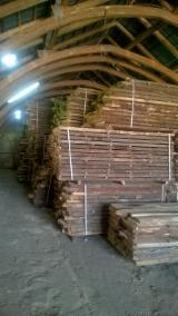 Hardwood  Unedged Timber - Flitches - Boules - Oak Loose from Romania, Cluj