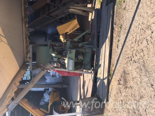 Used-Dieci--Benzner-Screener-for