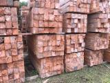 Eastern Red Cedar Square Logs, 8'+