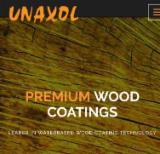 批发经涂饰及处理的木制品 - 表面处理和抛光产品