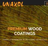 批发经涂饰及处理的木制品 - 表面处理及抛光产品