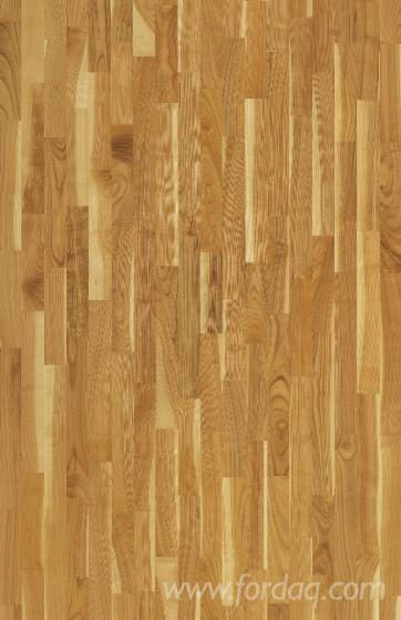 Cherry Engineered Flooring, Three Strip Wide, 14 mm thick