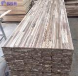 Engineered Wood Flooring - Multilayered Wood Flooring - Acacia Engineered Wood Flooring 12-33 mm