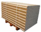 Pallets – Packaging - Cardboard tubes