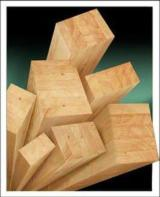 Drewno Iglaste  Drewno Klejone Warstwowo – Elementy Drewniane Łączone Na Mikrowczepy Na Sprzedaż - LVL - Belki Klejone Z Warstw Forniru, Sosna Zwyczajna  - Redwood