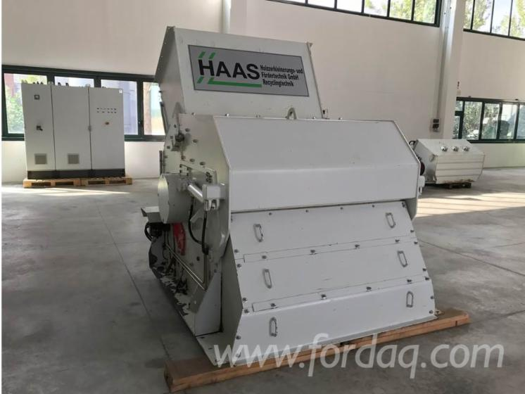 Used-2007-HAAS-Chipping