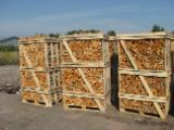 Firelogs - Pellets - Chips - Dust – Edgings For Sale - Dried Firewood From Birch And Grey Alder, 25-30 cm