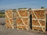 Brandhout - Resthout - Grijze Els, Berken Brandhout/Houtblokken Gekloofd