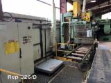 Dédoubleuse / Refendeuse horizontale de 1200 MEM