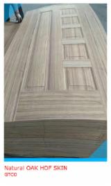 Buy Or Sell Wood African Hardwood - Teak Veneer HDF Door Skin