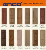 中密度纤维板(MDF), 橡木, 门皮面板