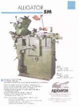 Gebraucht Alligator SM80 1987 Messer-Schärfmaschinen Zu Verkaufen Frankreich