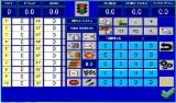 Säge-Software Italien - ELCATON - Stärken Bestimmung für Rundholz Bandsägen