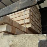 Softwood  Sawn Timber - Lumber - Pine Beams Fresh Cut 50, 55 mm